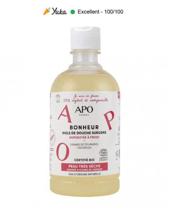 Bonheur - Very dry skin - 500 ml