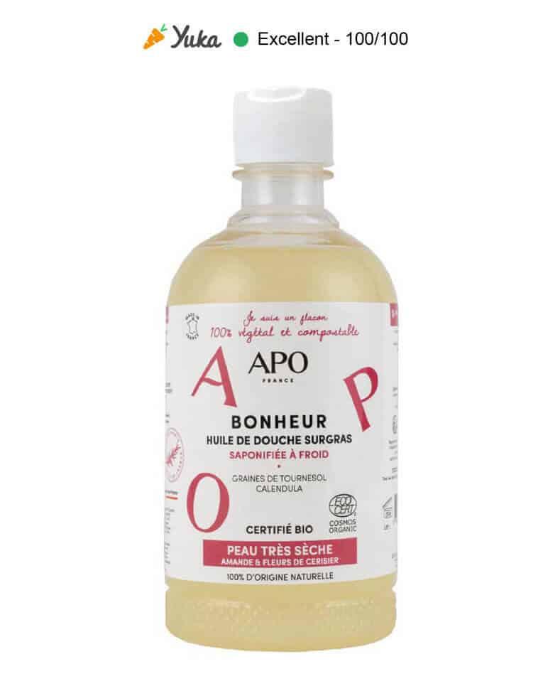 savon liquide peau très sèche