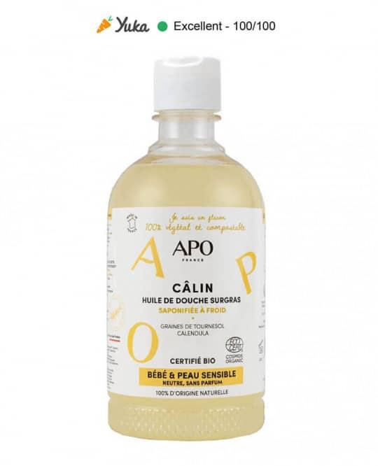 Câlin - Baby & Sensitive Skin - 500 ml
