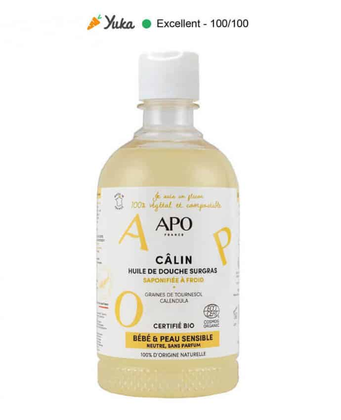 Câlin - Baby & Sensitive Skin - 500 ml