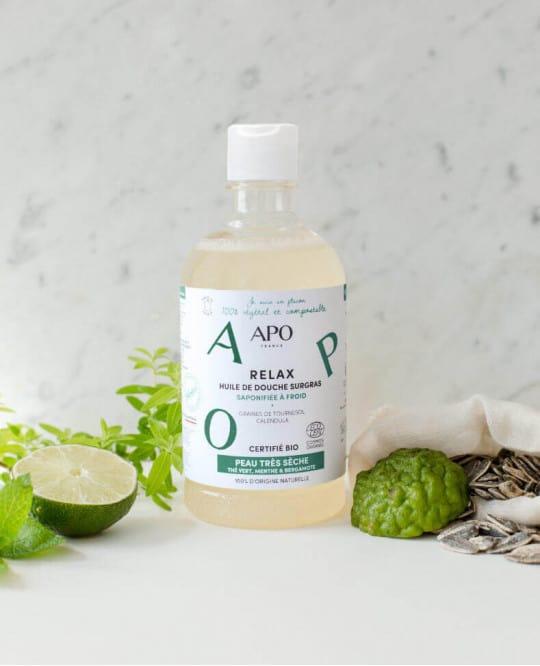 savon liquide naturel et bio