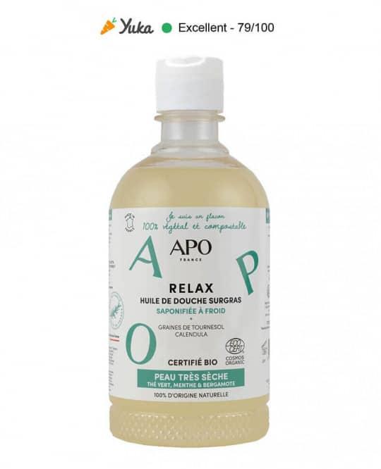 Relax - Very dry skin - 500 ml