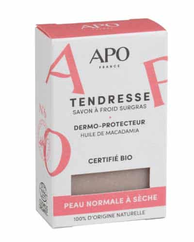 savon bio naturel tendresse