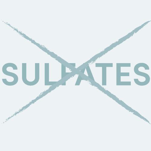 Sans sulfate