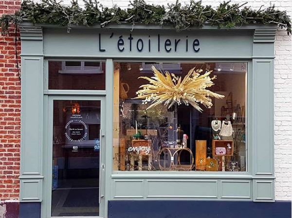 Létoilerie boutique savons
