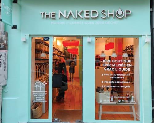 The Naked Shop Paris